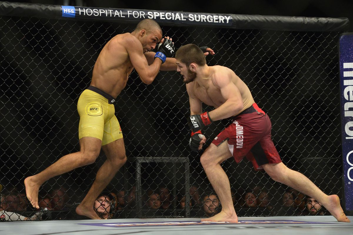 "December 31, the main ""eagle"" of the country triumphantly performed in the main card of the tournament UFC 219"